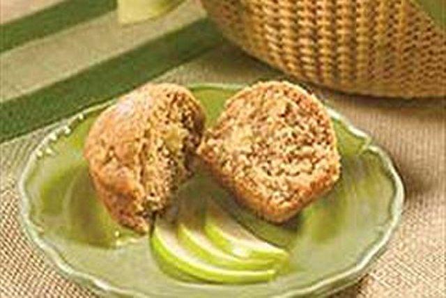 Muffins de manzana y canela Image 1