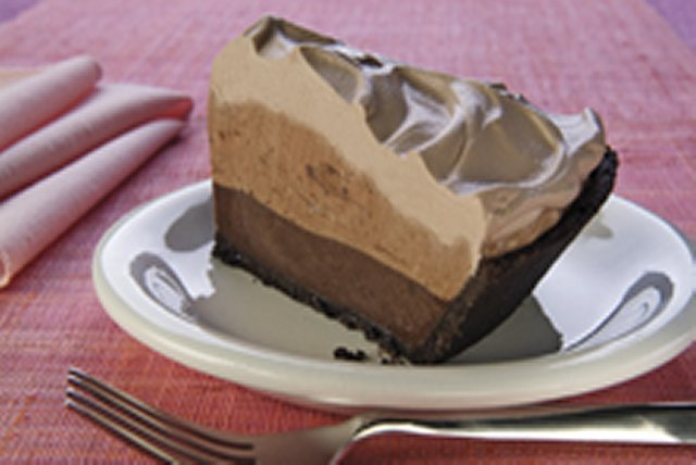 Heavenly Chocolate Layer Pie Image 1
