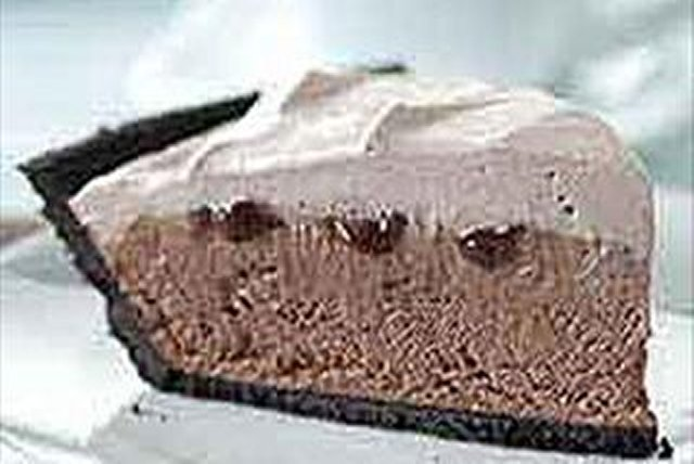 Chocolate Dream Pudding Pie Image 1