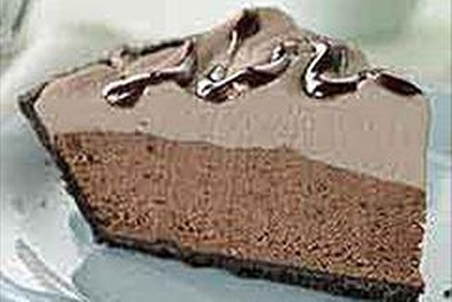 Chocolate-Peanut Butter Cup Pie Image 1