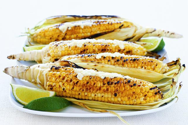 Zesty Parmesan Corn Image 1