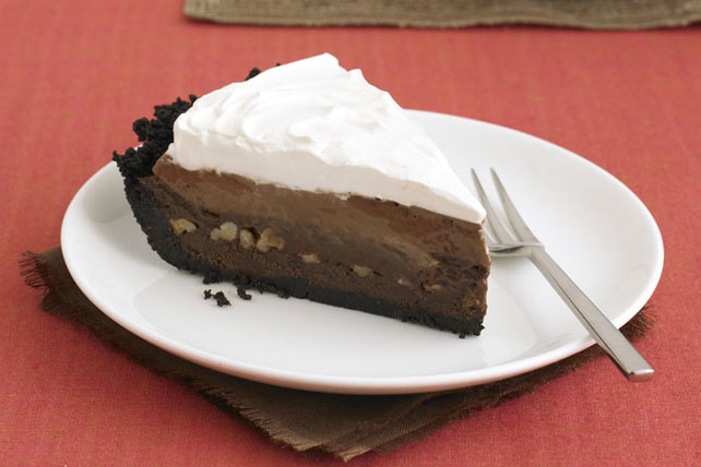 Triple-Layer Mud Pie Image 1