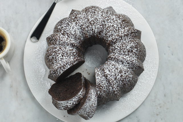 Gâteau délice nocturne Image 1