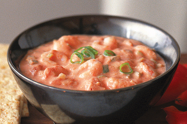 Salsa Shrimp Dip Image 1