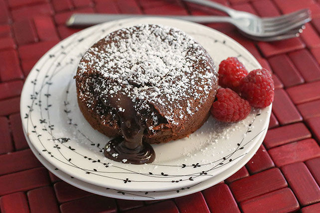 Petits gâteaux moka au chocolat Image 1