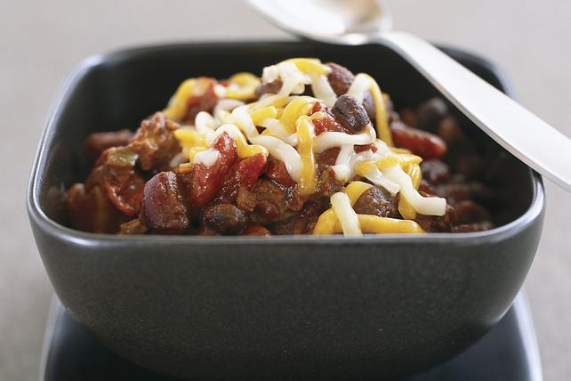 Notre recette secrète de chili Image 1