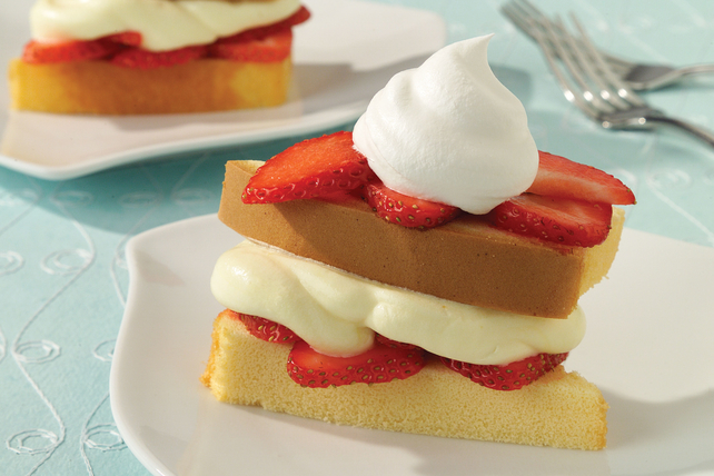 Strawberry Vanilla Shortcut Image 1