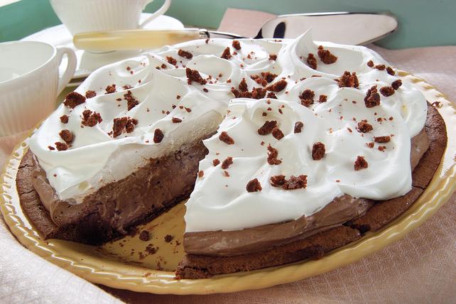 Tarte brownie aussi haute que les nuages Image 1