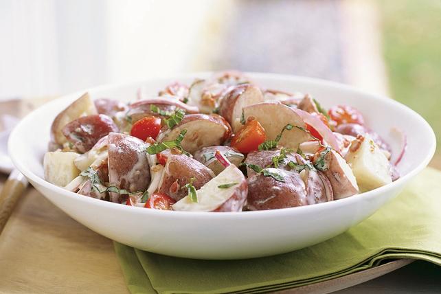 Salade estivale de pommes de terre nouvelles Image 1