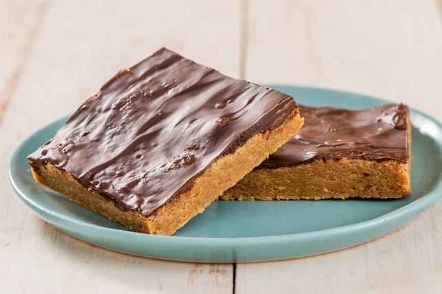 3-Step Peanut Butter Squares Image 1