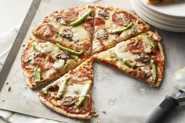 Super-Easy Pizza Image 1