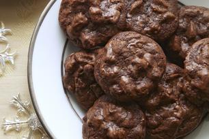 Biscuits aux morceaux de chocolat BAKER'S dans un bol