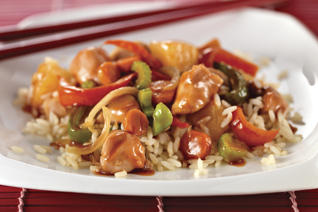 Slow-Cooker Sweet & Sour Chicken Image 1