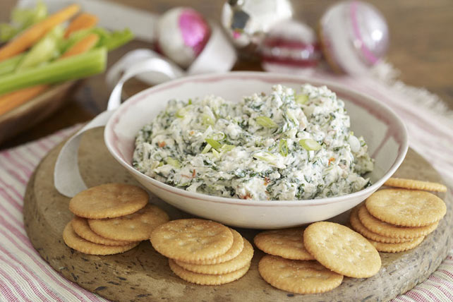 MIRACLE WHIP Classic Spinach Dip Image 1