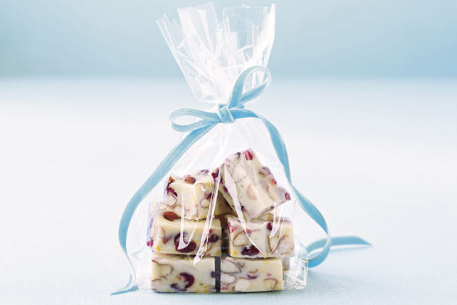 White Chocolate Fudge Image 1