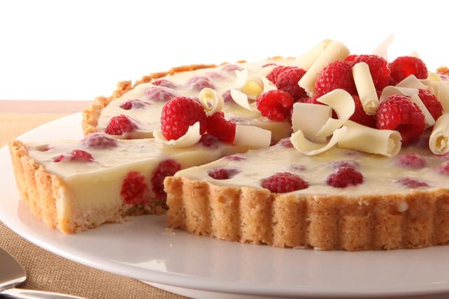 Raspberry Velvet Tart Image 1