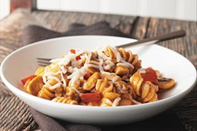 All-in-One-Pot Saucy Pasta Image 1