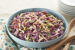Salade de chou rouge et vert KRAFT