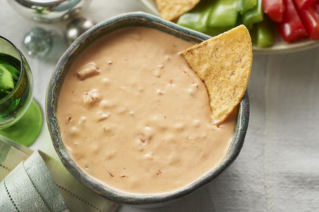 Cheesy Salsa Dip Image 1