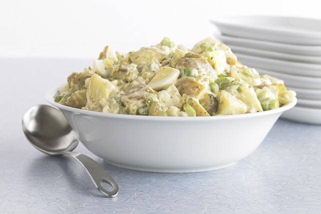 Salade de pommes de terre à la canadienne Image 1