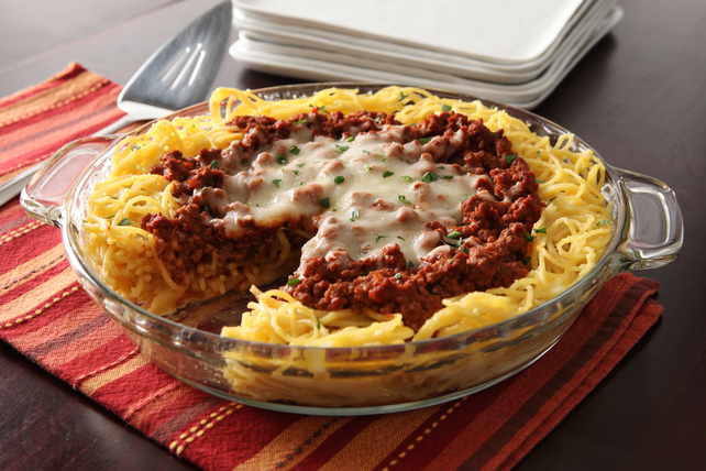 Tarte aux spaghettis KRAFT Image 1
