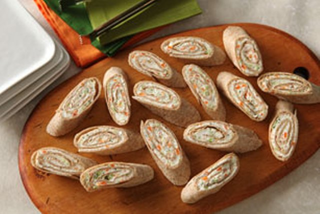 PHILLY Tortilla Roll-Ups Image 1