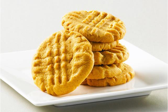 Biscuits légers au beurre d'arachide