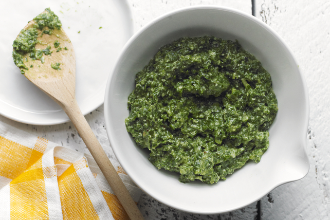 1-2-3 Pesto Image 1