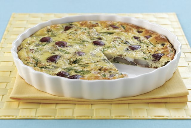 MIRACLE WHIP Potatoes Frittata Image 1