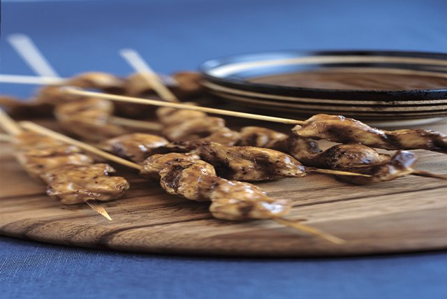 Thai Satay Skewers Image 1