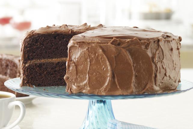 Gâteau au chocolat fondant MIRACLE WHIP Image 1