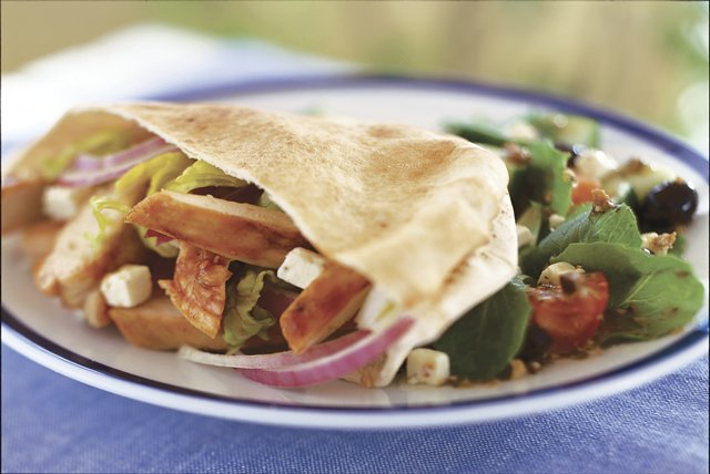 Go-Greek Chicken Image 1