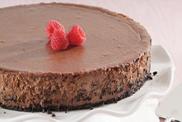 Chocolate Truffle Cheesecake Image 1