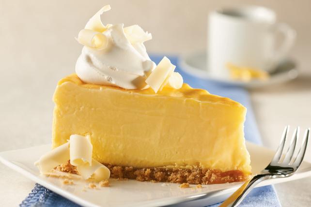 Gâteau au fromage et au pouding au citron Image 1