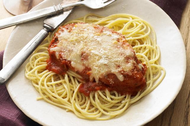 Poulet facile au parmesan Image 1