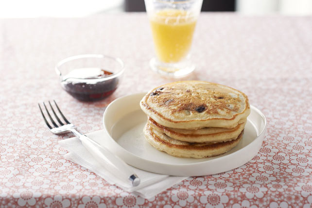 Chocolate-Orange Pancakes Image 1