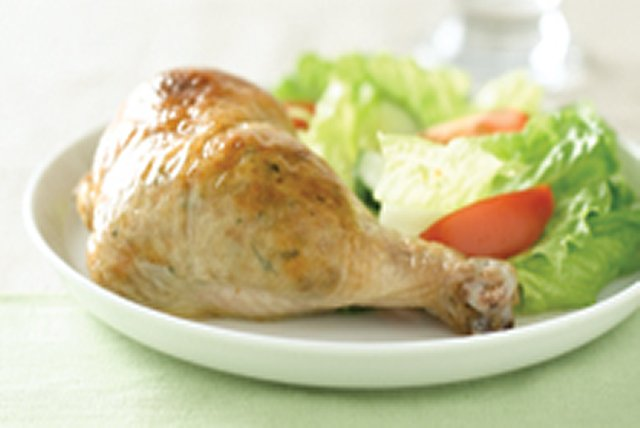 Poulet farci au fromage simple Image 1