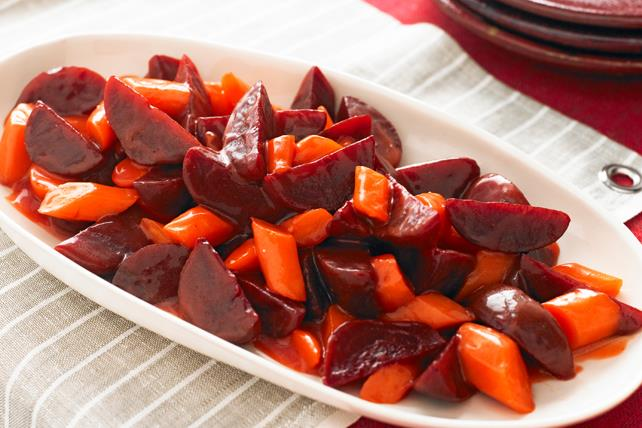 Betteraves et carottes rôties Image 1