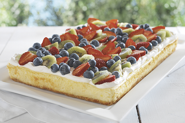 Fruity Cheesecake Image 1