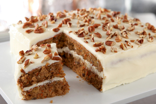 Shortcut Carrot Cake