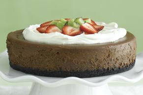 Notre meilleur gâteau au fromage au chocolat