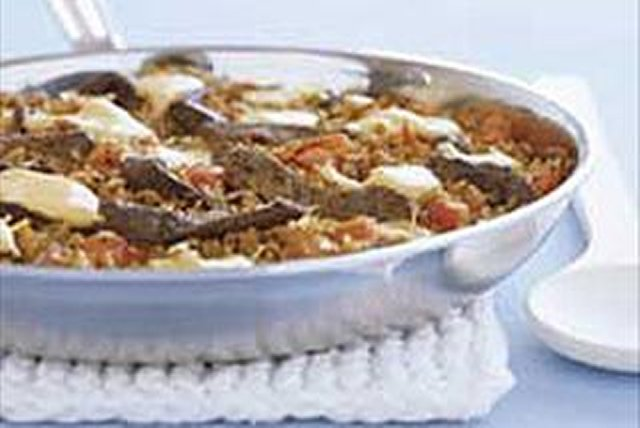 Poêlée de bœuf bruschetta Image 1