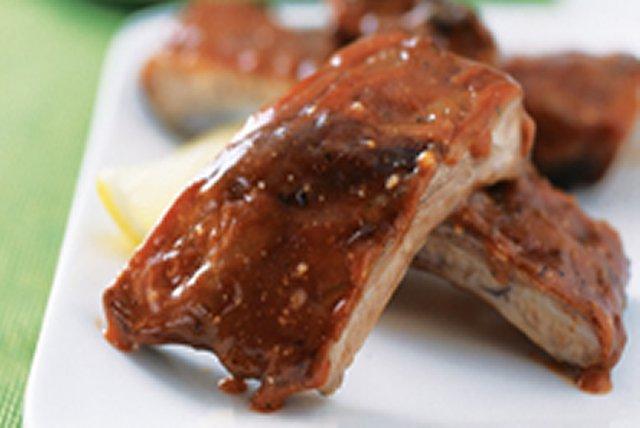 BBQ Caesar Pork Ribs Image 1