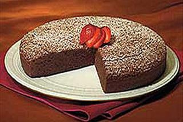 Chocolate Indulgence Cake Image 1