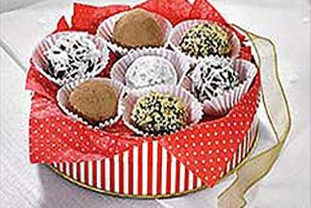 Chocolate Truffles Image 1