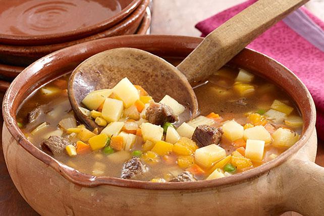 Carbonada (guisado tradicional chileno) Image 1