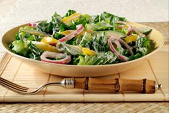 Salade ranch à l'avocat Image 1