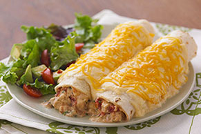 Our Perfect Zesty Chicken Tortilla Bake