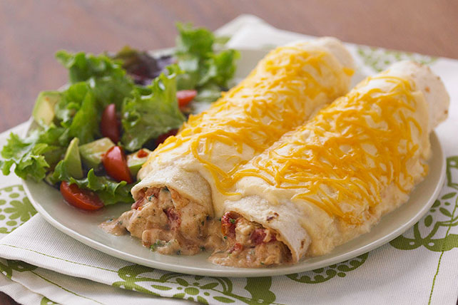 Our Perfect Zesty Chicken Tortilla Bake Image 1