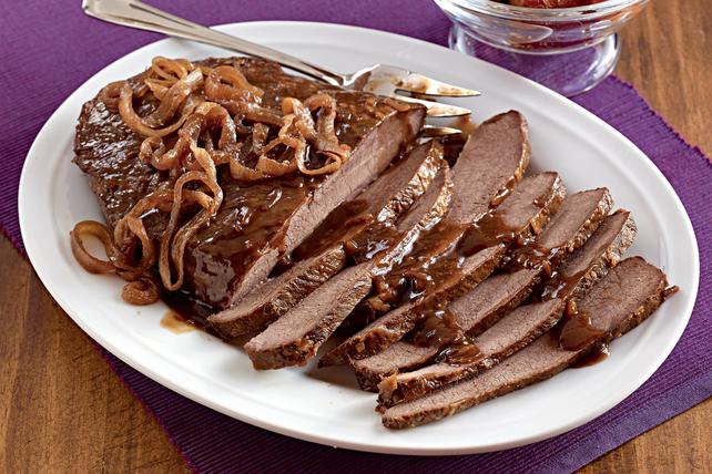 Poitrine de bœuf à l'oignon Image 1